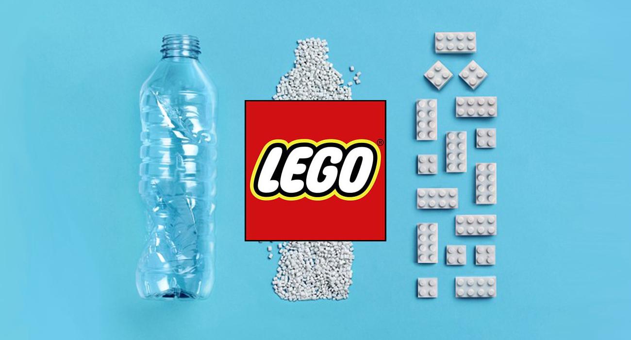 Mattoncini riciclati Lego